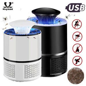 Electric-Zapper-de-moustique-tueur-lampe-USB-5-V-Fly-Bug-Pest-Piege-Tueur-Lampe-DEL
