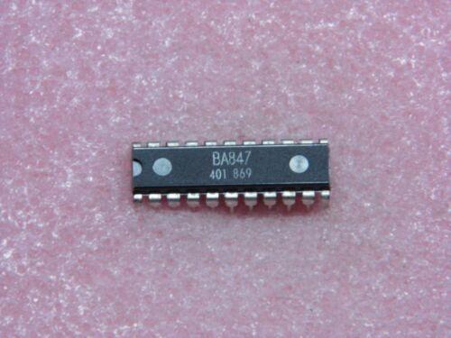 ci BA 847 ic BA847 PLA033 = NTE 1636 TV picture control for VCR = NTE1636