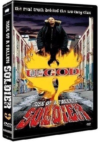 U-God - Rise Of A Fallen Soldier (DVD, 2005) R4 RARE