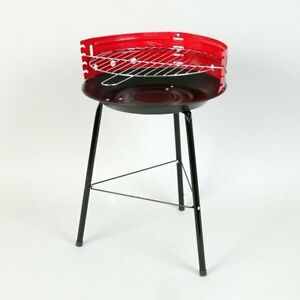 14-Inch-BBQ-with-Stand-Garden-Patio-Beach-Camping-Small-Barbecue-Barbeque