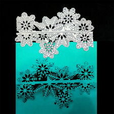 2pcs Snow mountain Design Metal Cutting Dies for DIY Scrapbooking Album Cards Mb