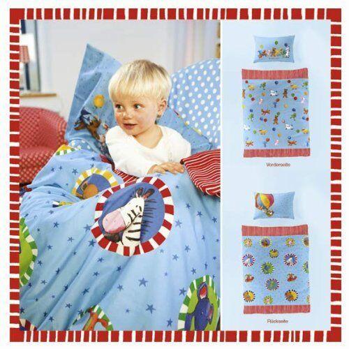 Bierbaum Baby linge de lit Renforce Glissière les aimer sept 100//135