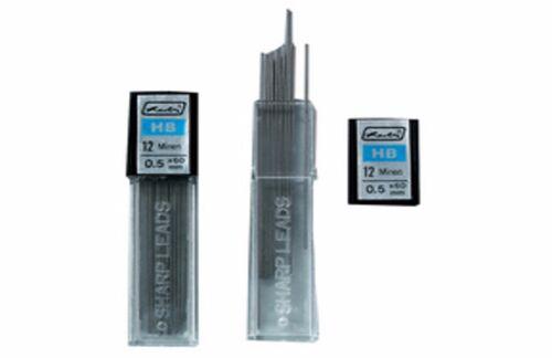 0,7 mm Härtegrad HB Minenstärke 24 herlitz Druckbleistiftminen