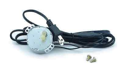 Egg Turner Motor for Little Giant HovaBator Farm Innovators Incubator 110V AC