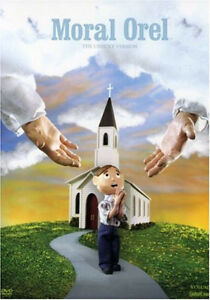 Moral-Orel-Volume-1-The-Unholy-Version-DVD-2-disc-NEW-sold-as-is