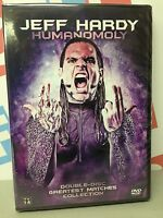 Tna Impact Wrestling Humanomoly Jeff Hardy Greatest Matches Collection Dvd Wwe