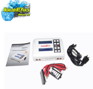 UPTUP200DUO UltraPower 200Duo Dual Pt 200w 10A Multi-Chem AC DC Batt Chg