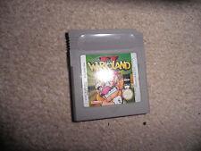 Nintendo Gameboy - wario land II - cart only
