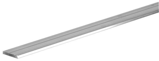 ZORO SELECT 2EZL3 Flat Stock,Al,6061,1//2 x 3//4 In,6 Ft