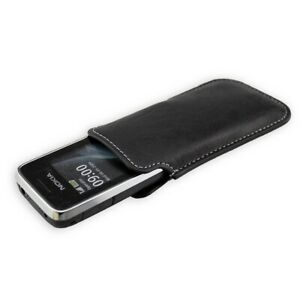 caseroxx-Business-Line-Case-for-Nokia-2700-2730-in-black-made-of-faux-leather