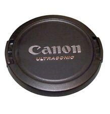 Canon 67mm Snap-On Lens Cap for Ultrasonic EF Lenses E-67U, London