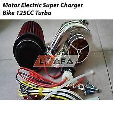 MOTOR ELECTRIC SUPERCHARGER KIT PRO/TUMPSTAR/ATV QUAD BIKE 125CC TURBO | LiFaFa