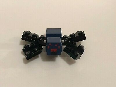 LEGO MINECRAFT CAVE SPIDER FROM SET 21124