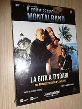 DVD N° 14 COMMISSARIO MONTALBANO LUCA ZINGARETTI CAMILLERI LA GITA A TINDARI