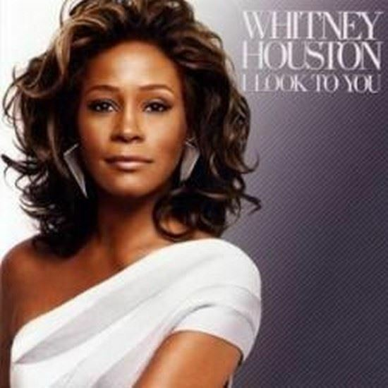 Whitney Houston - I Look To You (NEW CD)