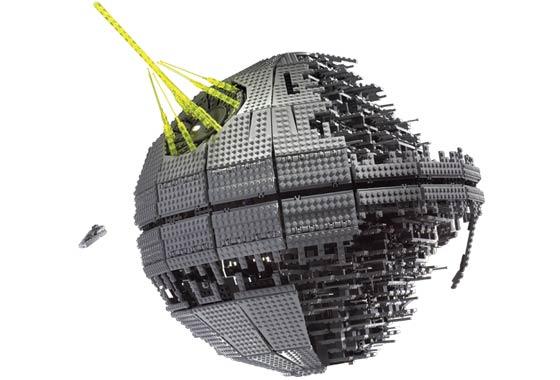 LEGO Star Wars Death Star II (#10143) - COMPLETE | WITH ORIGINAL BOX