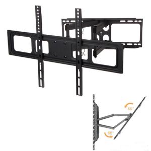Staffa Porta Tv Plasma.Staffa Porta Tv Universale Lcd Led Plasma Da 37 42 60 70 40kg Supporto Parete Ebay