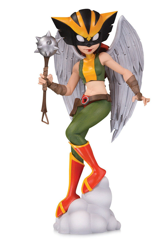 HAWKGIRL STATUA cifra PVC  DC Artists tuttiey by DC Collectibles