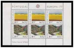 PORTUGAL SOUVENIR SHEET BLOCK 1977 - Yt:PT BF20 - MNH