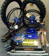 KTM 50SX EXTENDER KIT BLUE 2016 - 2017 BIG WHEEL KIT, SAME DAY DISPATCH B4 1pm
