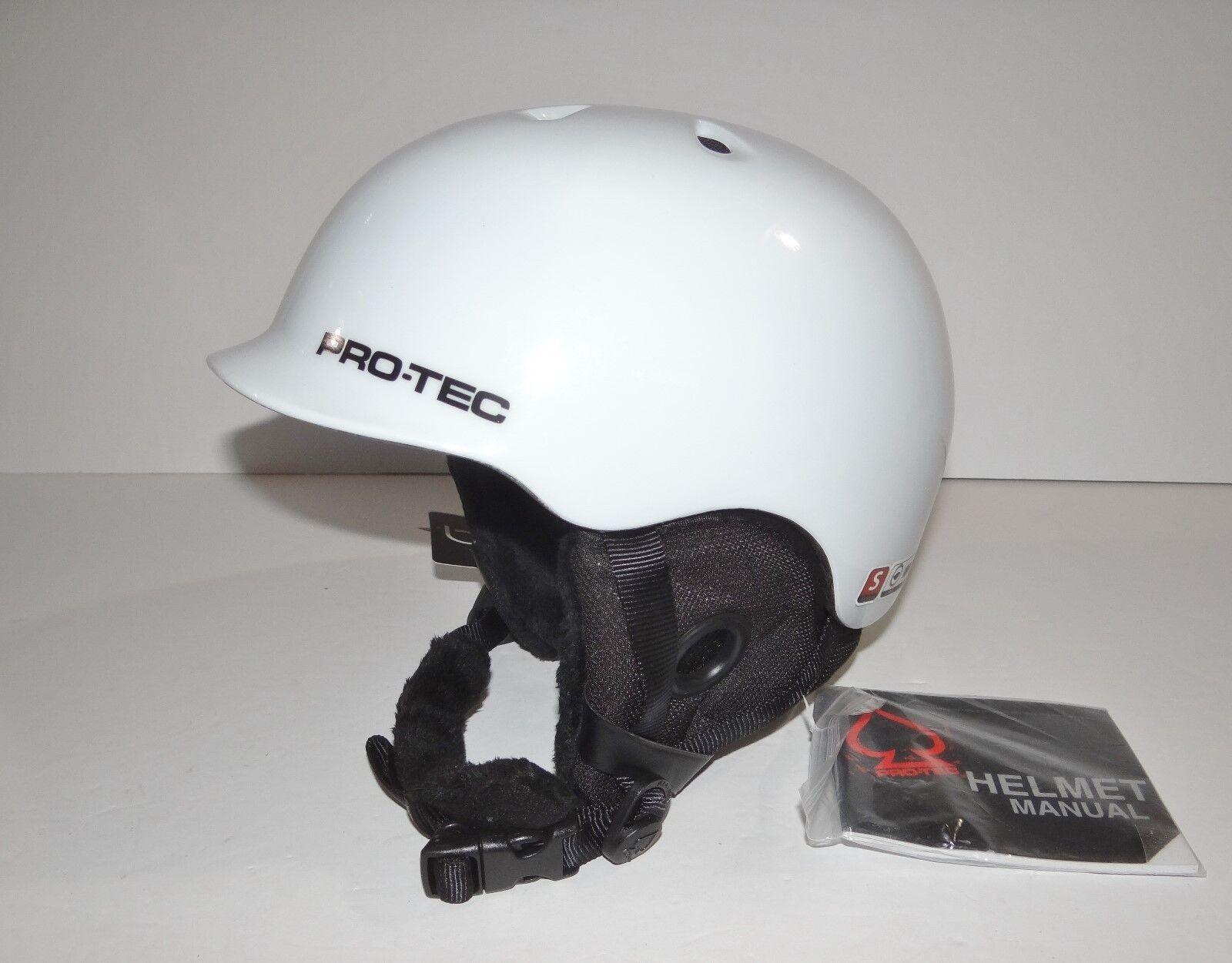 Nuevo Pro-Tec Riot Boa Casco Snowboard Pequeño 53cm-54cm