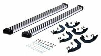 Fit 05-12 Nissan Pathfinder Running Boards Chrome Running Side Step Boards