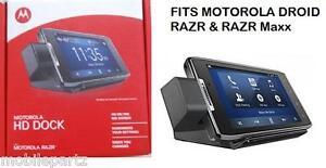 HD-Multimedia-Desk-Dock-Charger-for-Motorola-Droid-Razr-XT910-amp-Razr-Maxx