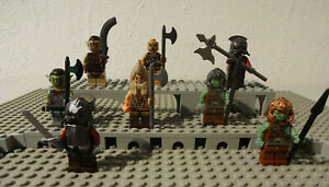 Lego Herr der Ringe 9473 9474 Minifiguren ZUR AUSWAHL Gebraucht B4 // 16