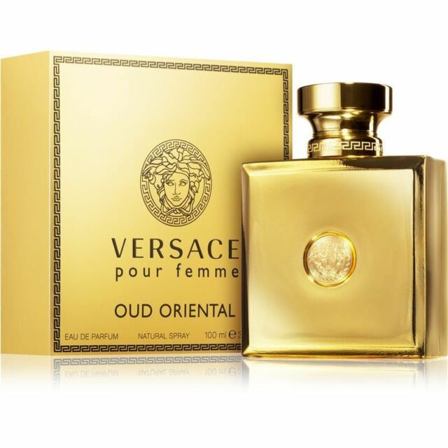 6ad50dbe77 Versace Pour Femme Oud Oriental 100ml EDP Spray Authentic Boxed Sealed