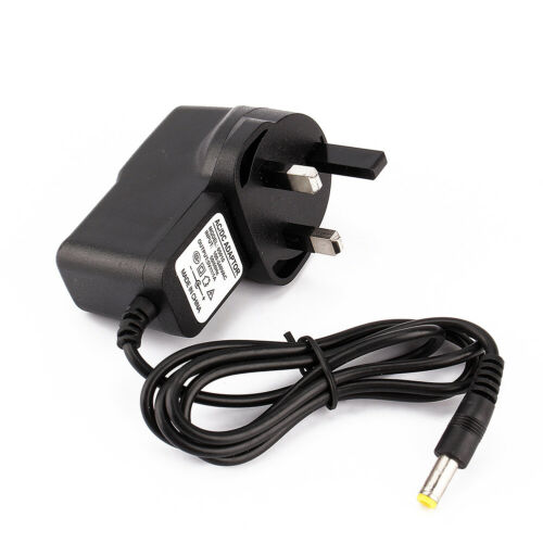 DC5V 1A UK-Stecker Netzteil Netzgerät Adapter Trafo Power Supply 5,5mm Universal