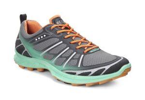 9fcbaa47982 New in Box Womens ECCO Biom Trail FL Trail Running Shoes Black ...