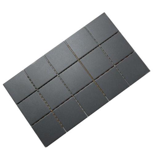 Mosaik Villeroy /& Boch 2200 PN83 Pro Architectura dunkel grau 30 x 50 cm R10 B