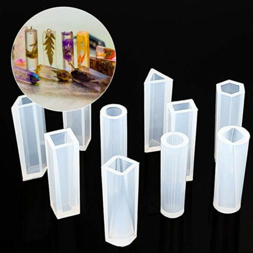 213Pcs//Lot Silicone Resin Mold Kit DIY Jewelry Pendant Making Tool Mould Craft