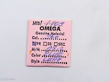 Vintage ORIGINAL OMEGA Pair of Hour and Minute Hands MIS1109 for Cal. 360
