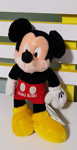 MICKEY-MOUSE-FROM-HONG-KONG-PLUSH-TOY-DISNEY-CHARACTER-28CM-TALL