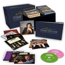 ITZHAK PERLMAN - THE COMPLETE WARNER RECORDINGS 77 CD BOX SET [BRAND NEW]
