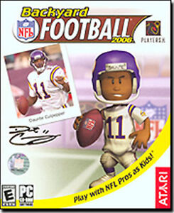 BACKYARD-FOOTBALL-2006-Play-with-the-pros-as-kids-New-in-Retail-Box-PC-Game
