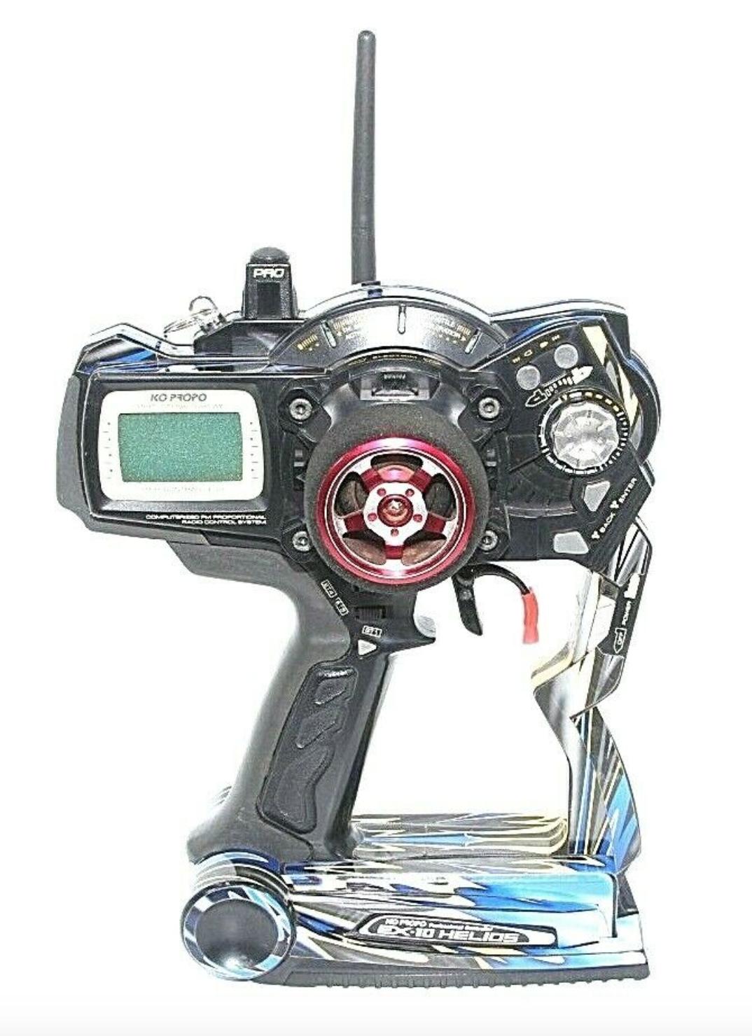 Prezzo al piano Ko Propo EX-10 Helios Hg As Set Mini-Z Racer Transmitter Transmitter Transmitter Set  ottima selezione e consegna rapida