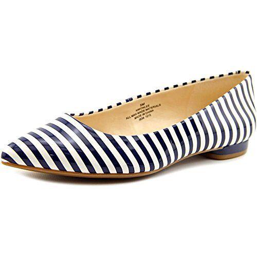 Nine West Damenschuhe Flat- Onlee Synthetic Pointy Toe Flat- Damenschuhe Pick SZ/Farbe. 722b42