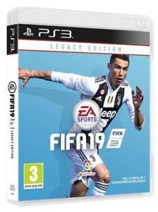 FIFA 19 2019 PS3 NUEVO PRECINTADO EN CASTELLANO ESPAÑOL PS3