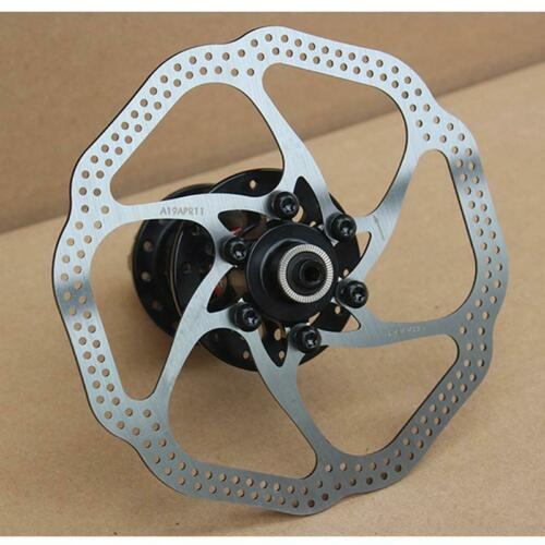 180mm 6 Bolts Cycling Bicycle MTB Mountain Bike Stainless Steel Brake Disc Rotor