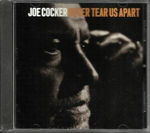 JOE-COCKER-Never-Tear-Us-Apart-INXS-Remake-Cover-Trk-RARE-USA-PROMO-DJ-CD-single