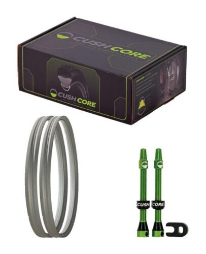 CushCore Tyre Insert Set Mountain Bike Rim Tubeless Puncture Protection