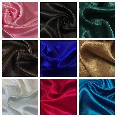JAEGER NAVY Luxury Silky Crepe Back Satin Designer High Quality Dress SE247