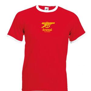 Arsenal-FC-T-shirt-d-039-inspiration-Football-Fan-les-artilleurs