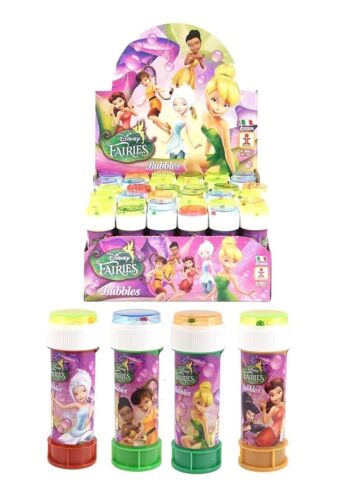 party bag fillers multiples of 6 bubble tub with maze Tinkerbell bubbles
