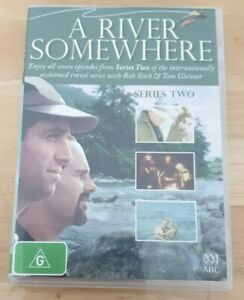 DVD-A-River-Somewhere-Series-Two-2nd-Season-Second-Tom-Gleisner-REGION-4-PAL