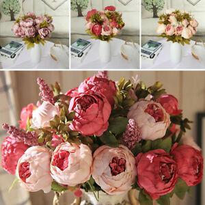 13-tetes-de-fleurs-artificielles-pivoine-en-soie-bouquet-de-mariage-decor-maison