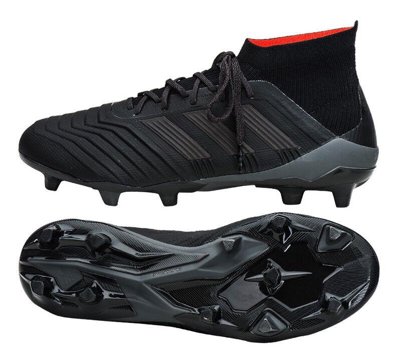 Adidas Predator 18.1 FG (CM7413) Soccer Cleats Football shoes Boots