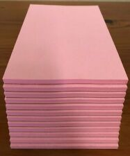 Note Pads Scratch Pads 4 X 6 Pink 12 Pads 50 Sheets Per Pad
